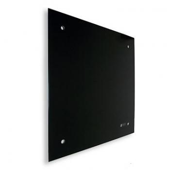 Black Glass Whiteboard