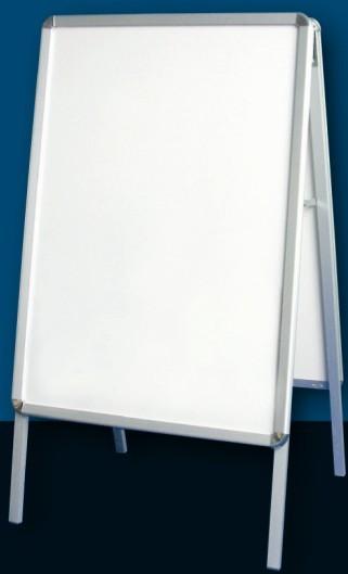 Aluminium Poster Stand