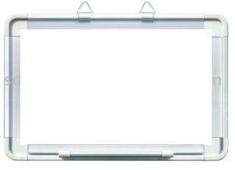 Solid Aluminum Frame Whiteboard