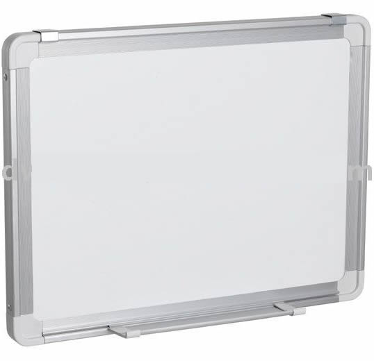 Whiteboard With Aluminum Frame