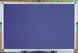 Alum-frame Felt Board
