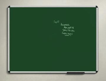 Aluminum Frame Chalkboard