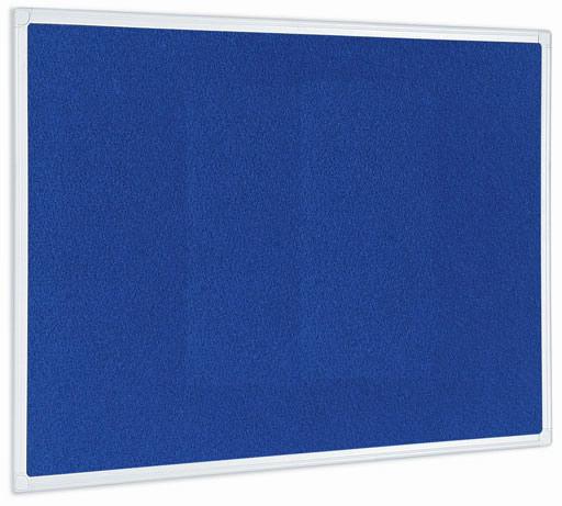 Blue Felt Noticeboard