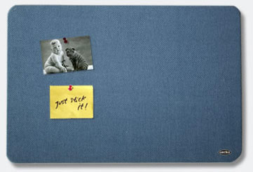 Jean Fabric Bulletin Boards